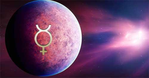 Квадрат Меркурий – Нептун