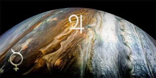 Тригон Меркурий – Юпитер
